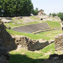 Roman Amphitheatre at Autun
